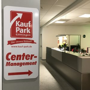 Center Management